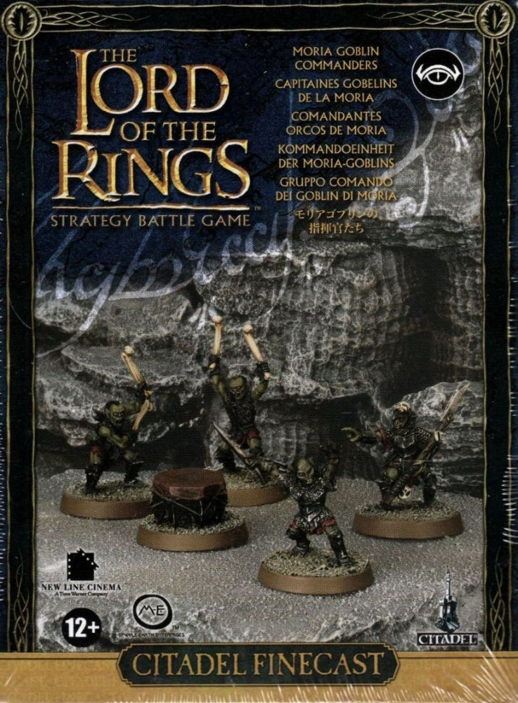 Games Workshop Warhammer The Lord Of The Rings Moria